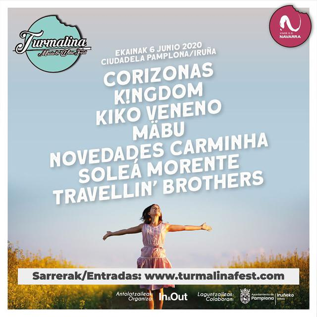 Turmalina Music & Wine Fest 2020