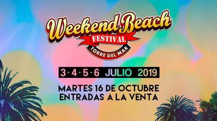Weekendbeach Festival 2019