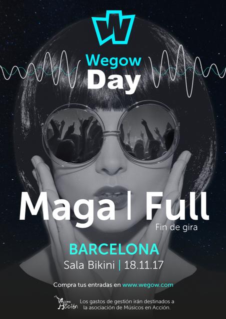 Wegow Day Barcelona