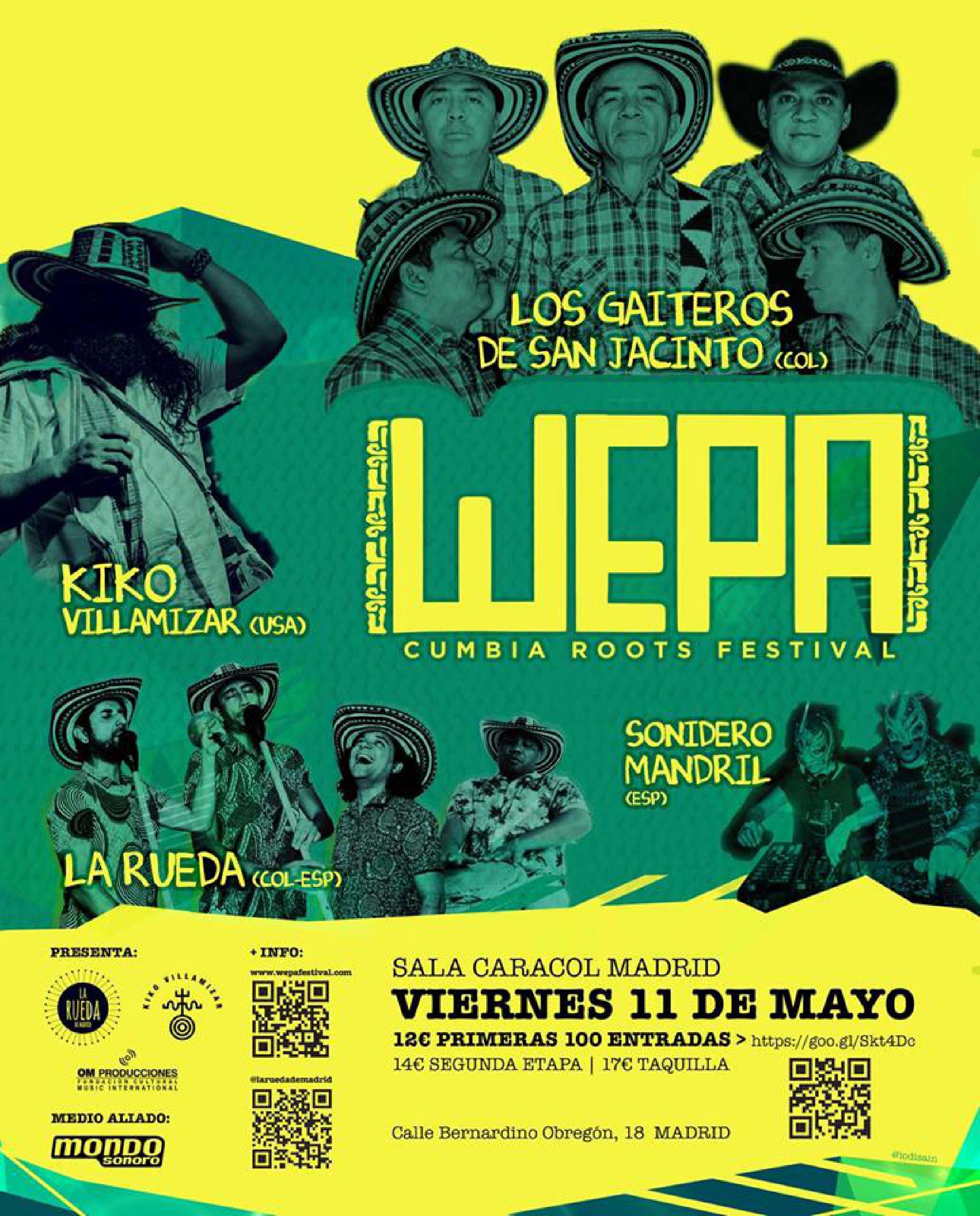 WEPA CUMBIA WEGOW