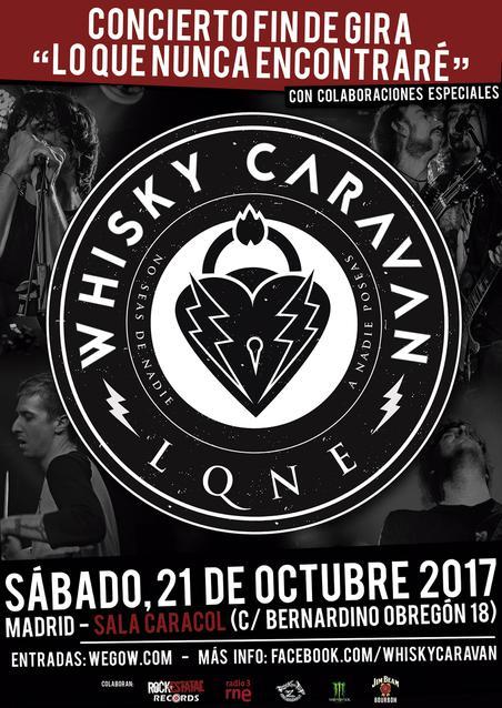 cartel whisky caravan