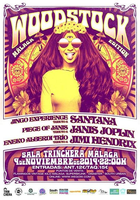 Woodstock Malaga Edition 2019
