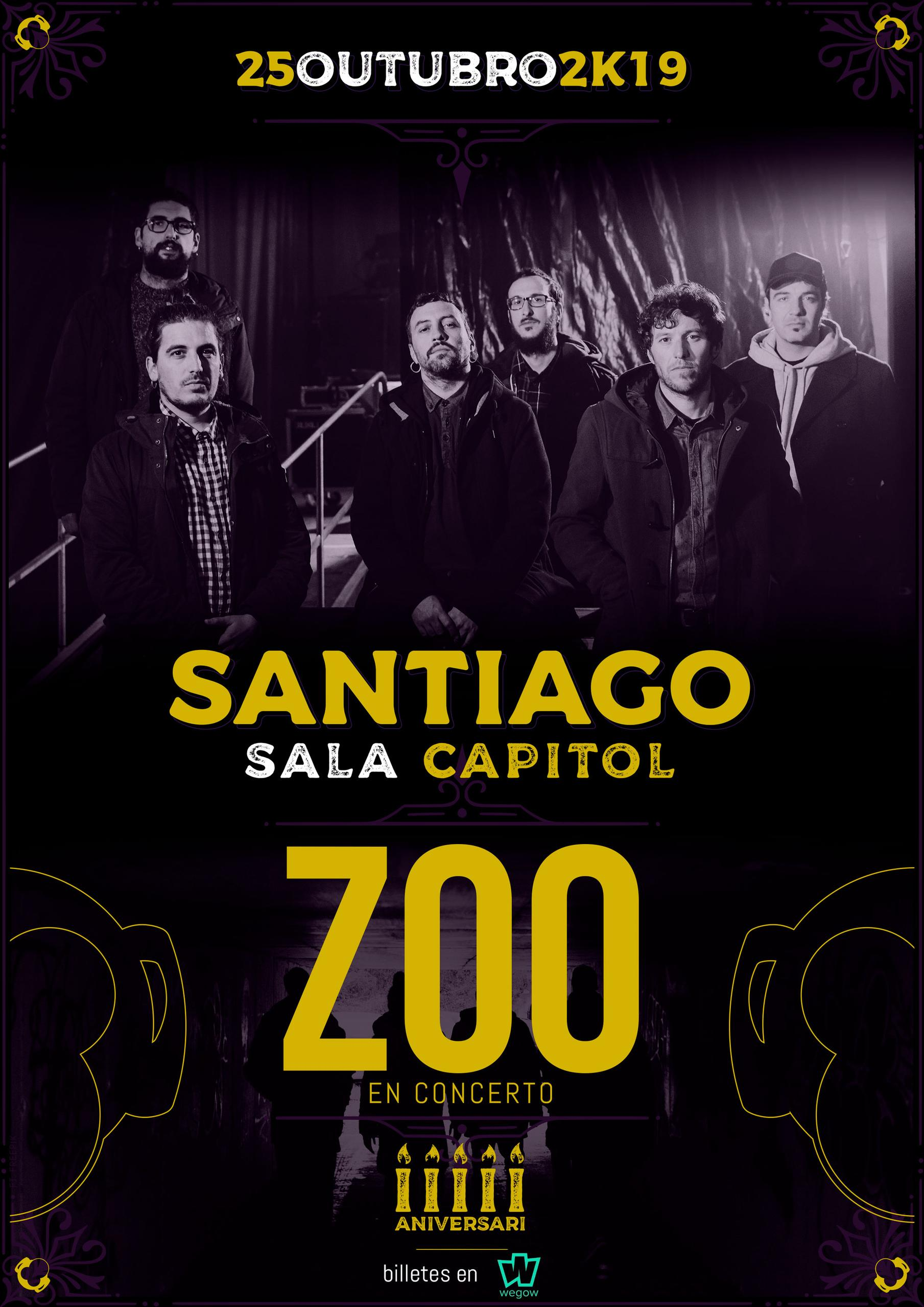 ZOO en SANTIAGO