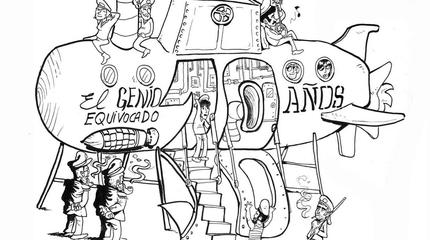 10º Aniversario El Genio Equivocado: Ladilla Rusa, Algora y Perapertú, El Sol (Madrid)