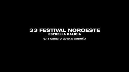 33 Festival Noroeste Estrella Galicia 2019