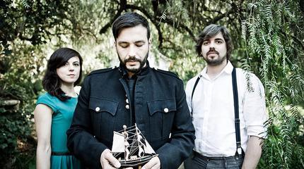 A Jigsaw concert in Pontevedra