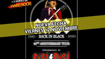 AC/DC Performance by EISI/DISI en MADRID