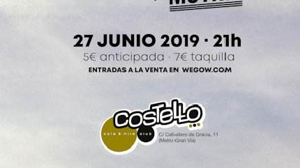 Akeroa + Les Motriz @ Costello Club