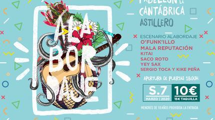 Ofunkillo + Mala Reputación + Kitai concert in El Astillero