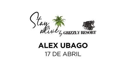 Álex Ubago STAY ALIVE® By Grizzly Resort| Velilla del Río Carrión (Palencia)
