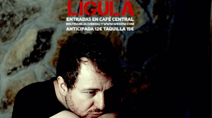 ALIS en concierto en Café Teatro Central de Baeza
