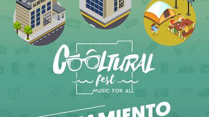 Alojamientos Cooltural Fest 2020