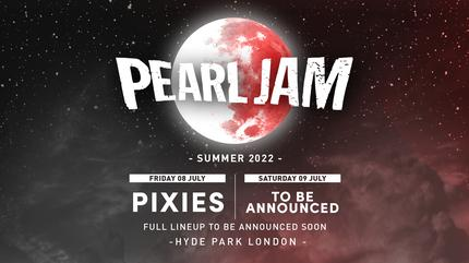 American Express presents BST Hyde Park - Pearl Jam (Friday)