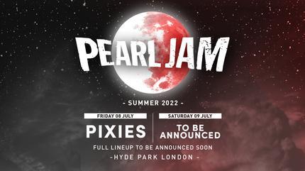 American Express presents BST Hyde Park - Pearl Jam (Saturday))
