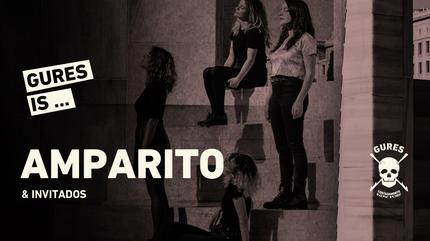 Amparito + Invitado en Madrid | Gures is on tour