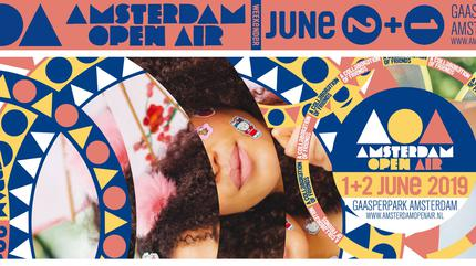 Amsterdam Open Air 2019