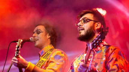 ANTÍLOPEZ & La Banda Ancha en BARCELONA