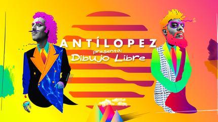 Antílopez | ZARAGOZA, Sala López