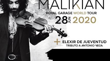 Ara Malikian concert in Madrid