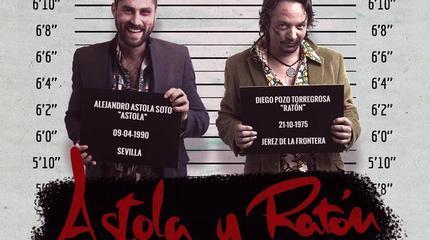 Astola y Ratón en Barcelona