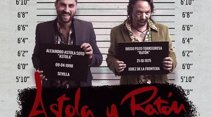 Astola y Ratón en Burgos