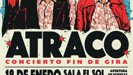 ATRACO - Sala El Sol de Madrid