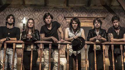 Band Jovi concert in Santander
