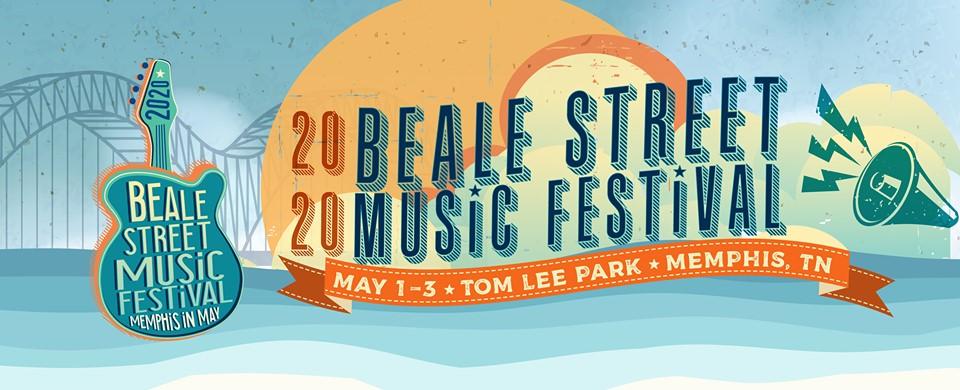 Resultado de imagen para festival Beale Street Music 2020