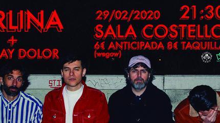 Berlina + No hay dolor en Madrid