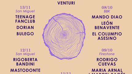 Mastodonte + Uniforms + Rigoberta Bandini concert in Bilbao