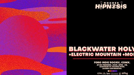 Noches Hipnosis: Blackwater Holylight