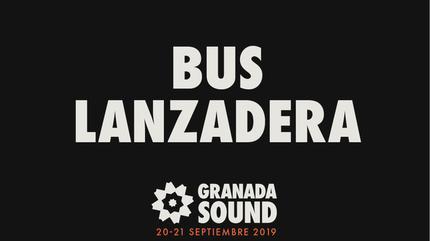 Bono Bus Lanzadera Granada Sound 2019