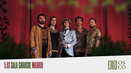 Bosco concert in Madrid