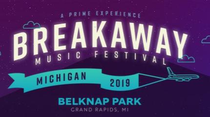 Breakaway Music Festival Grand Rapids 2019