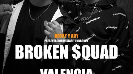 Broken Squad presenta Unbroken