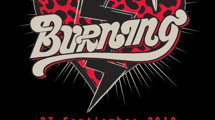 Burning Bilbao