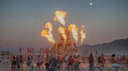 Burning Man 2020