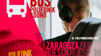 Buses oficiales Polifonik Sound 2019