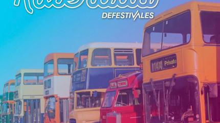 Buses Oficiales Riverland 2020 - Defestivales