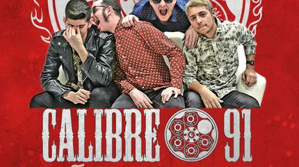 Calibre 91 Madrid