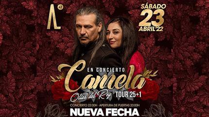 Camela concert in Toledo