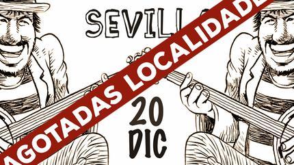 Capitán Cobarde en Sevilla