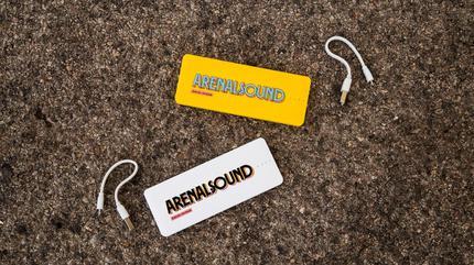 Carga tu móvil en Arenal Sound 2019