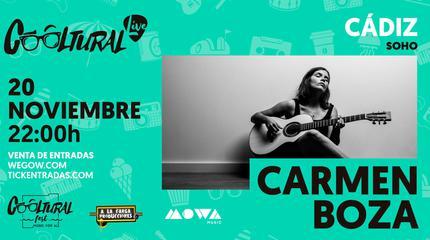 Carmen Boza en Cadiz 2020