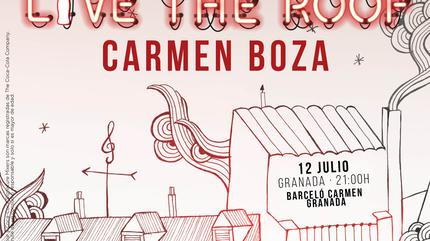 Carmen Boza en LIVE THE ROOF | Granada