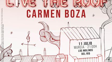 Carmen Boza en LIVE THE ROOF | Murcia