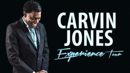 Carvin Jones en Madrid
