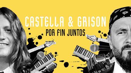 CASTELLA Y GRISON: POR FIN JUNTOS en Burgos
