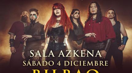 Celtian + Argion concerto em Bilbau