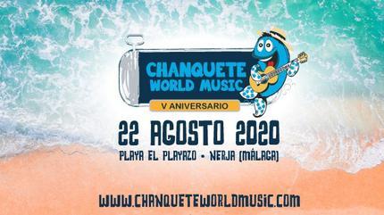 Chanquete World Music 2020
